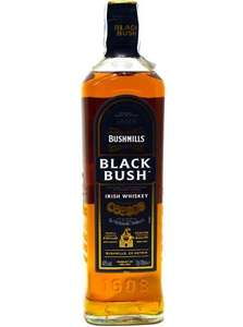 Bushmills Black Bush Irish Whiskey, 1 L £24.68 Amazon