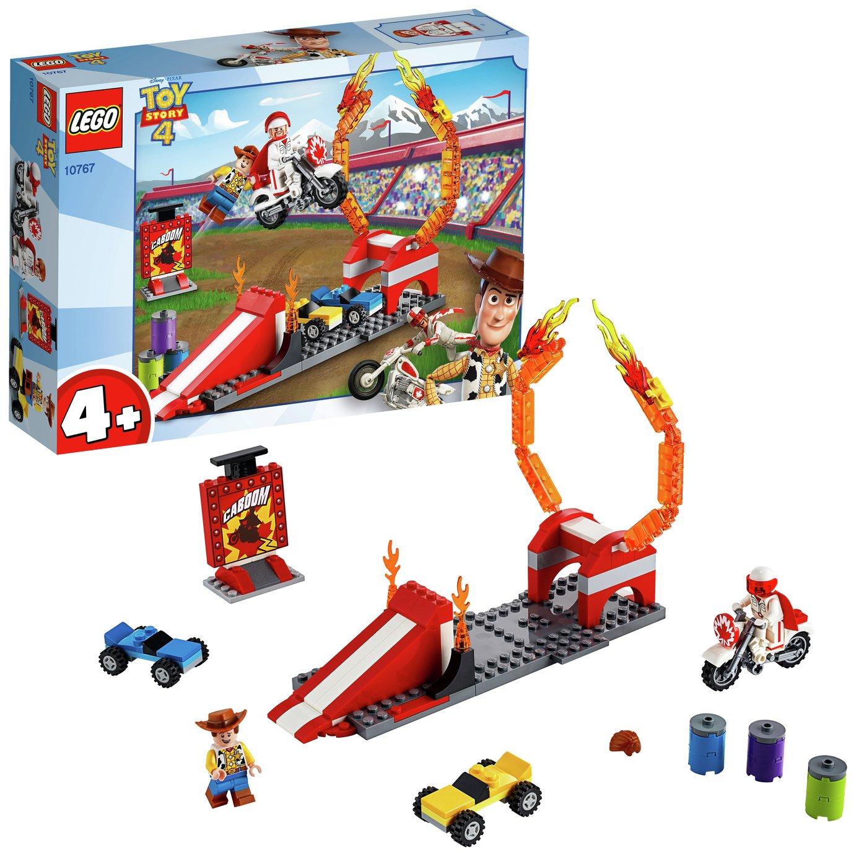 LEGO Toy Story 4: Duke Caboom's Stunt Show - 10769 - £8 instore @ Tesco, Hanley