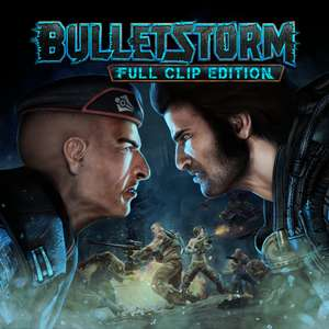 [Steam] Bulletstorm: Full Clip Edition (PC) - £2.10 with code @ Voidu