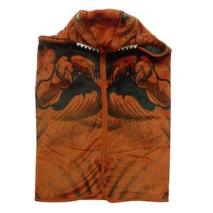 Jurassic World Wrap Robe £2.50 @ Argos (Free Click and Collect)