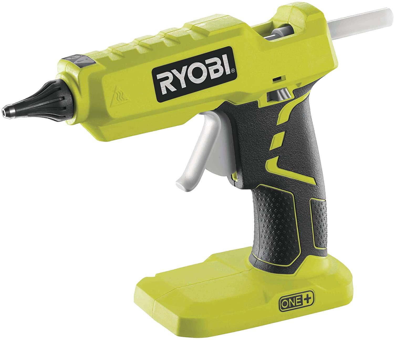 Ryobi 5133002868 R18GLU-0 Hot Glue Gun, 18V Hyper Green - £24.67 at Amazon Germany