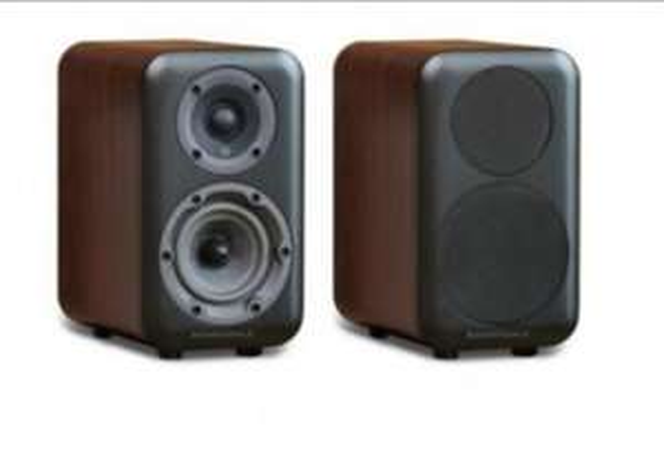 Wharfedale D310 Bookshelf Speakers - Walnut + 2 Year Warranty - £99 Delivered @ Home AV Direct