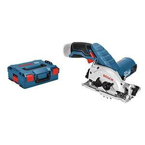 Bosch Professional 12V system battery circular saw GKS 12V-26 in L Boxx £99.22 from Amazon Germany