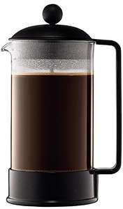 Bodum Brazil 8 Cup French Press Coffee Maker Cafetière £13.99 (Prime) (+£4.49 Non-prime) at Amazon