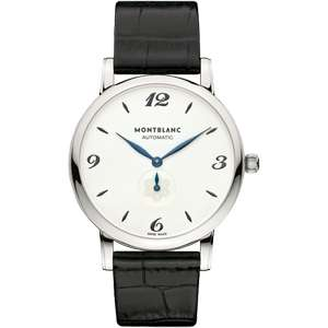 Montblanc Star Classique Automatic White 39MM Watch - £1058 delivered @ Burrells