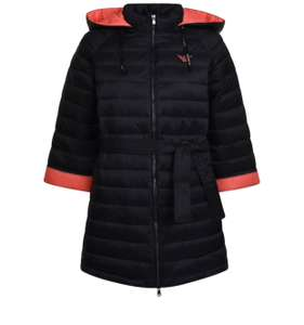 Emporio Armani Ladies Padded Coat £85.99 delivered at House of Fraser