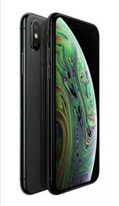 'Box Damaged' Apple iPhone XS 4G Smartphone 4GB RAM 64GB Unlocked Sim-Free - Space Grey A - £489.87 with code @ cheapest_electrical / Ebay