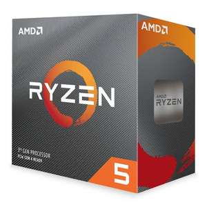 AMD Ryzen 5 3600 3.6GHz 6x Core Processor with Wraith Stealth Cooler £158.98 delivered at Aria PC