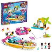 Lego 41433 Friends Party Boat Toy Holiday Series (640pce) for £59.99 delivered @ Smyths Toys