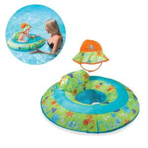 Swimways Baby Spring Float With Hat £5.99 delivered @ Bargain Max