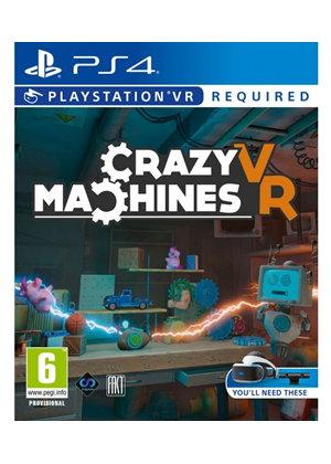 Crazy Machines VR (PS4 / PSVR) £9.85 @ Base