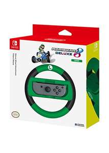 HORI Nintendo Switch Mario Kart 8 Deluxe Wheel Luigi Version (Nintendo Switch) £10.85 @ Base