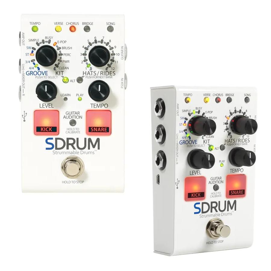 DigiTech SDRUM Drum Machine Guitar Pedal - £99 Delivered @ Andertons