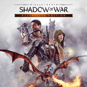 Middle-earth: Shadow of War Definitive Edition (PC STEAM) £8.79 @ Fanatical