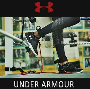 Up to 50% off Under Armour Trainers plus further 15% with code eg Away Trainers now £37.98 delivered @ Express Trainers