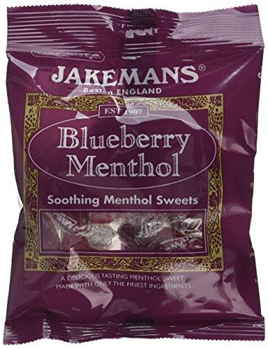 Jakemans Blueberry Bags, 100 g 60p (+£4.49 Non Prime) @ Amazon