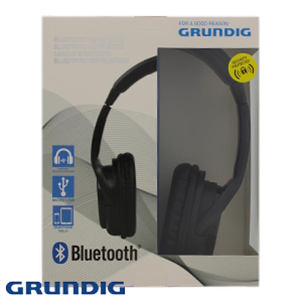 Grundig Bluetooth Headphones £9.99 @ Home Bargains