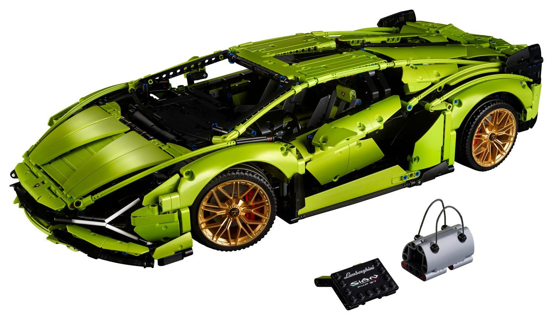LEGO Technic Lamborghini Sián FKP 37 - Model 42115 - £279.99 delivered @ Costco
