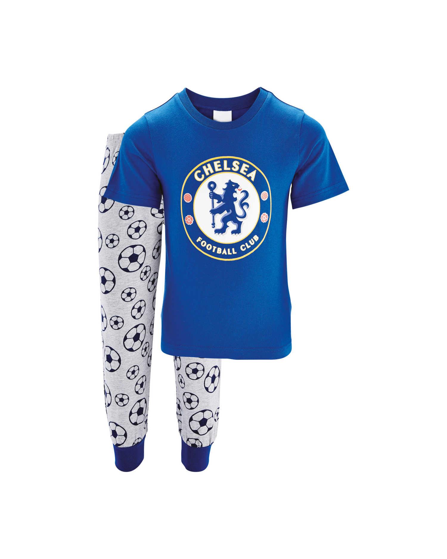 Chelsea Children's Pyjamas - £6.49 / £9.44 delivered @ Aldi