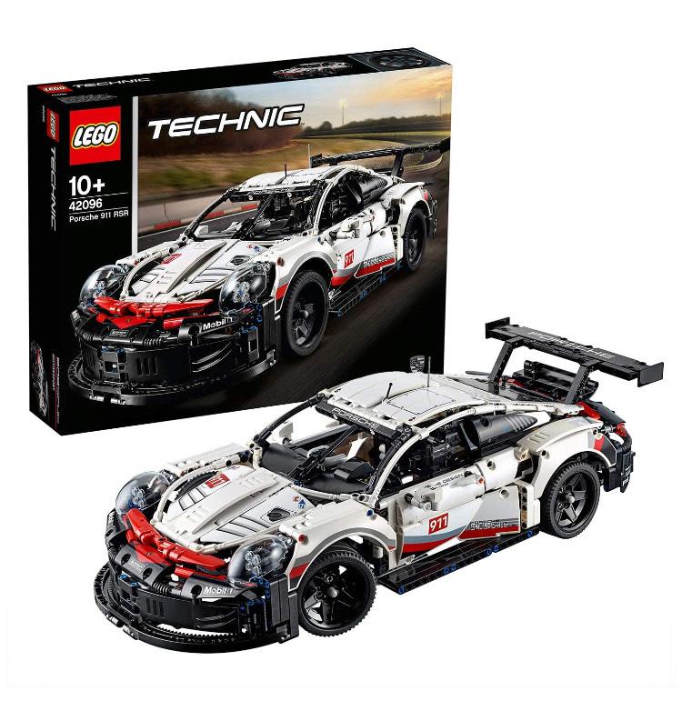 LEGO Technic 42096 Porsche 911 RSR Race Car - £96.79 @ Amazon