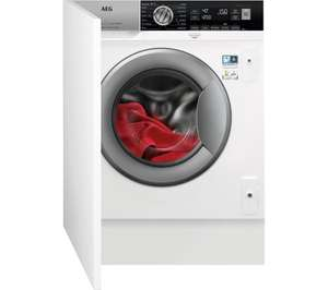 AEG 7000 Series L7FC8432BI Integrated 8 kg 1400 Spin Washing Machine - £569 delivered using code @ Currys PC World