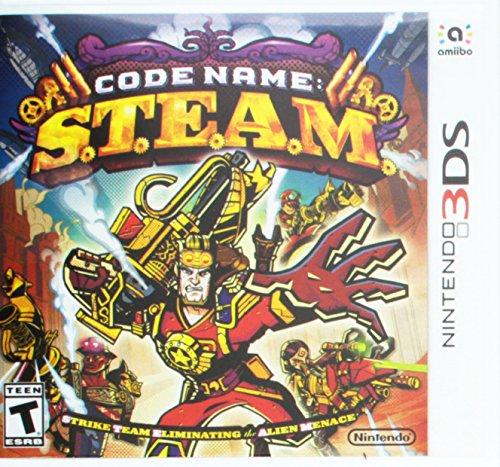 Code Name: S.T.E.A.M. (Nintendo 3DS/2DS) for £1.49 (Prime) / (+£2.99 non Prime) delivered @ Amazon