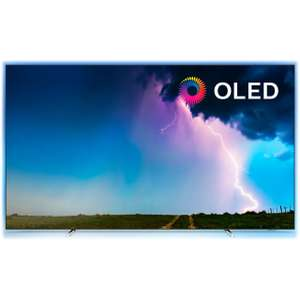"Philips 55OLED754 55"" Smart Ambilight 4K Ultra HD OLED TV - £890.10 delivered @ AO (Using code)"
