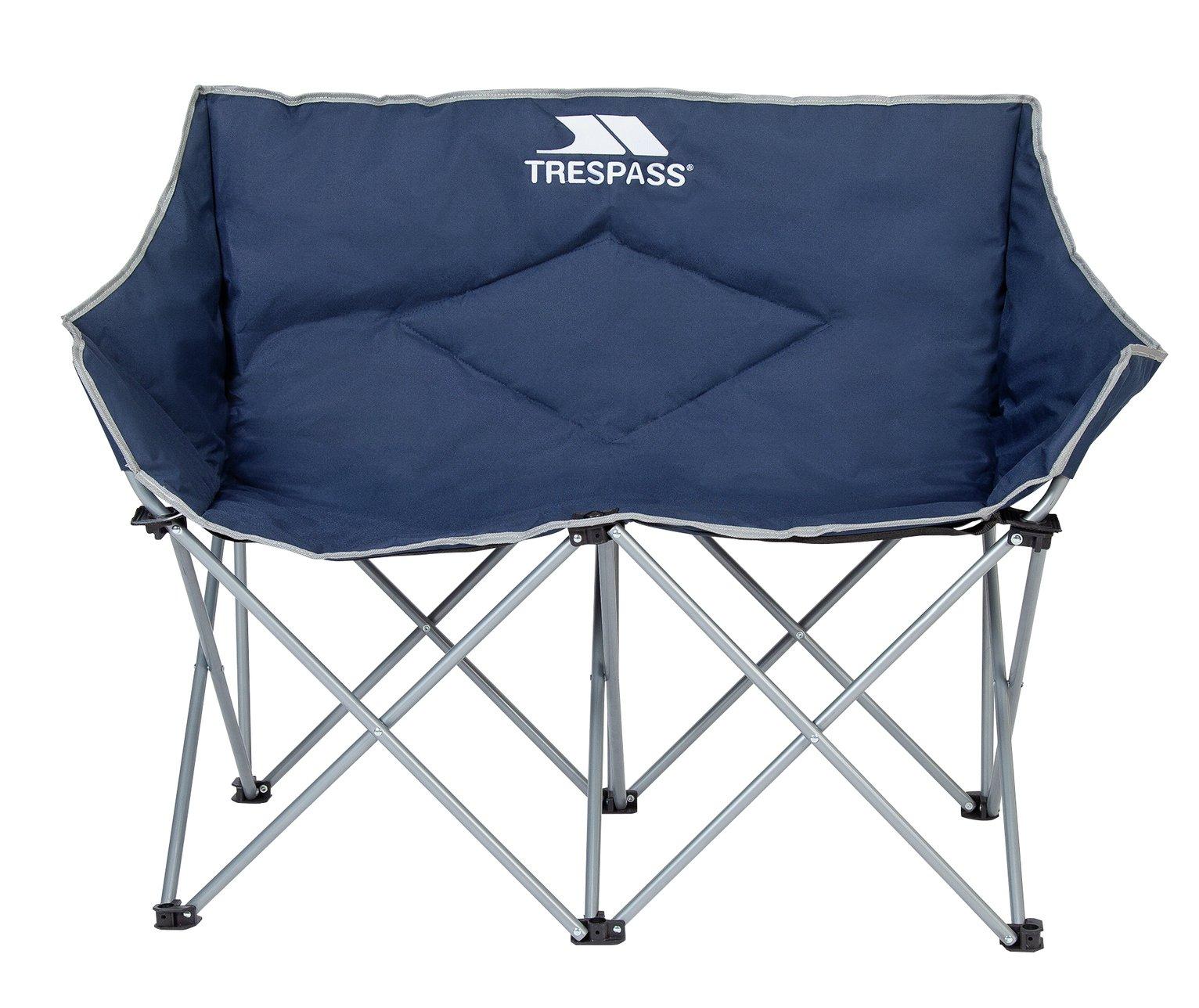 Trespass Double Seat Folding Chair £20 @ Argos (free collection)