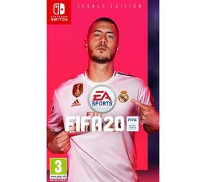 NINTENDO SWITCH FIFA 20 + 6 Months Free Spotify Premium £14.99 delivered @ Currys