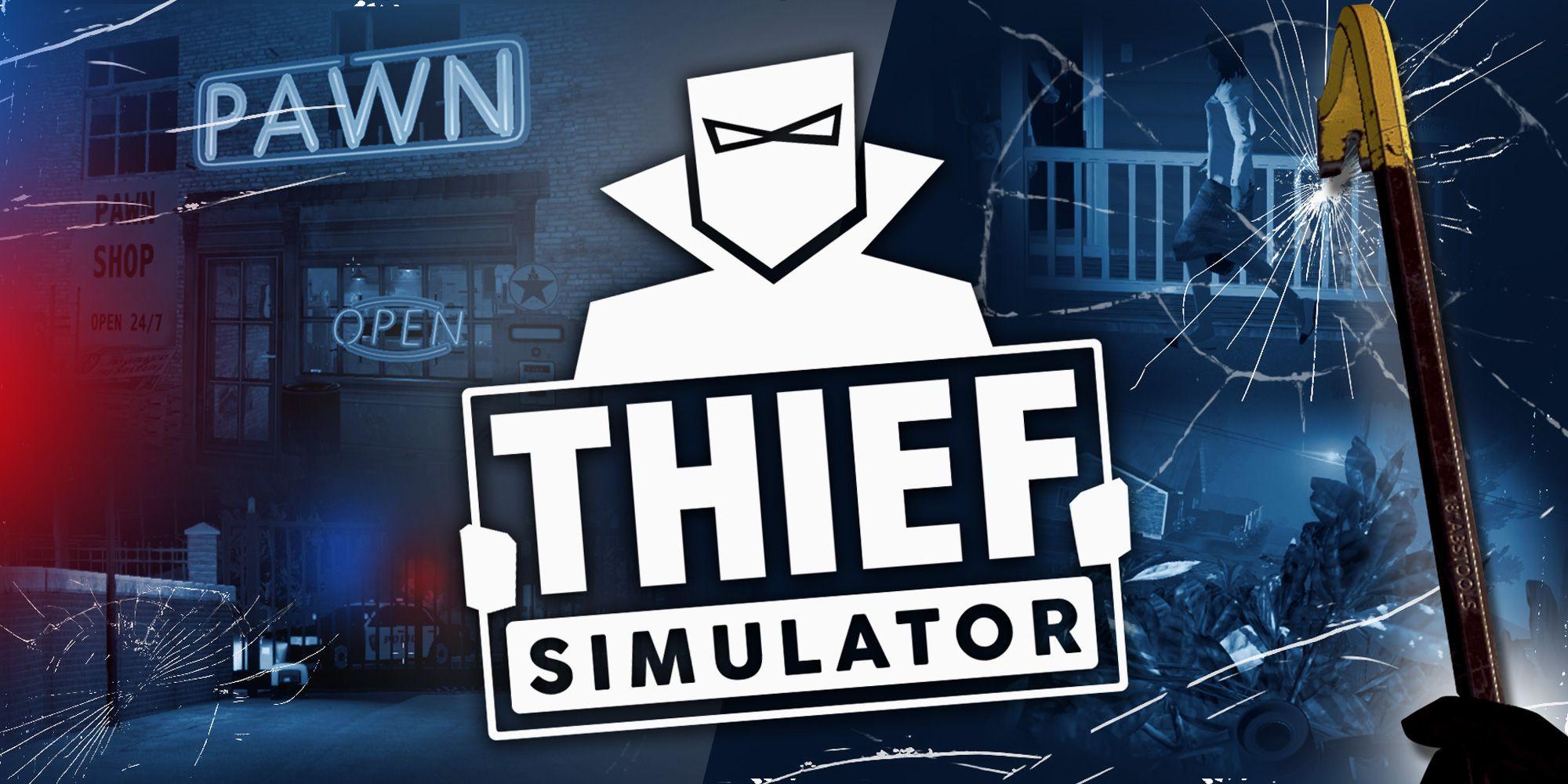 Thief Simulator (Nintendo Switch digital) - £1.79 @ Nintendo eShop