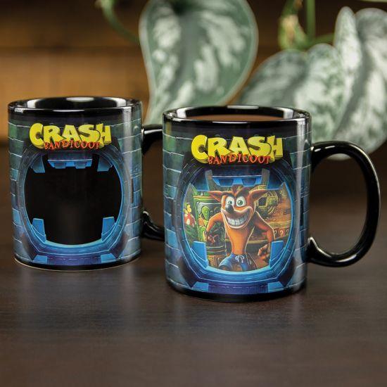 Crash bandicoot heat changing mug - £1.99 instore @ Home Bargains, South Yorkshire