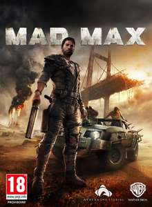 Mad Max - PC (Steam) - £2.99 @ CDKeys