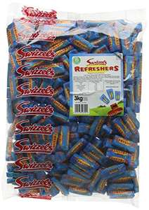 Swizzels Refresher Sweets 3kg bag - £15.64 Prime / +£4.49 non Prime // £9.38 with 15 Subscribe & Save @ Amazon