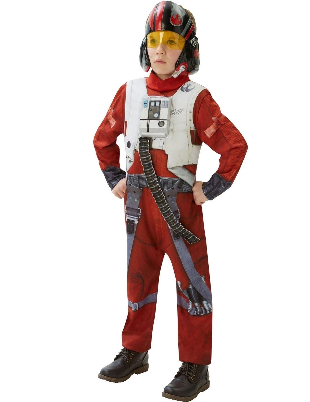 Star Wars - Poe kids fancy deluxe Fancy dress costume £2.99 instore @ Home Bargains, Greater Manchester