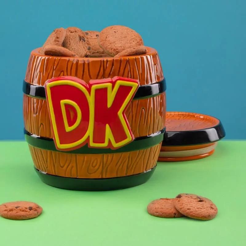 Nintendo Donkey kong barrel cookie jar £7.99 In-Store @ Cherry Lane Tickhill