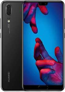 Grade A Huawei P20 Emily-L09C - 128GB - Black (Unlocked) (Single Sim) - £109.95 @ Pixel-Direct Ebay