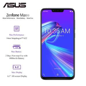 Original ASUS Zenfone Max M2 £84.41 Delivered @ AliExpress / Asus Official Store