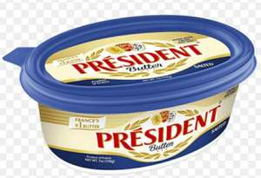 President slightly salted spreadable butter 250g 2 for £1.50 Instore @ Fulton foods (Huddersfield)