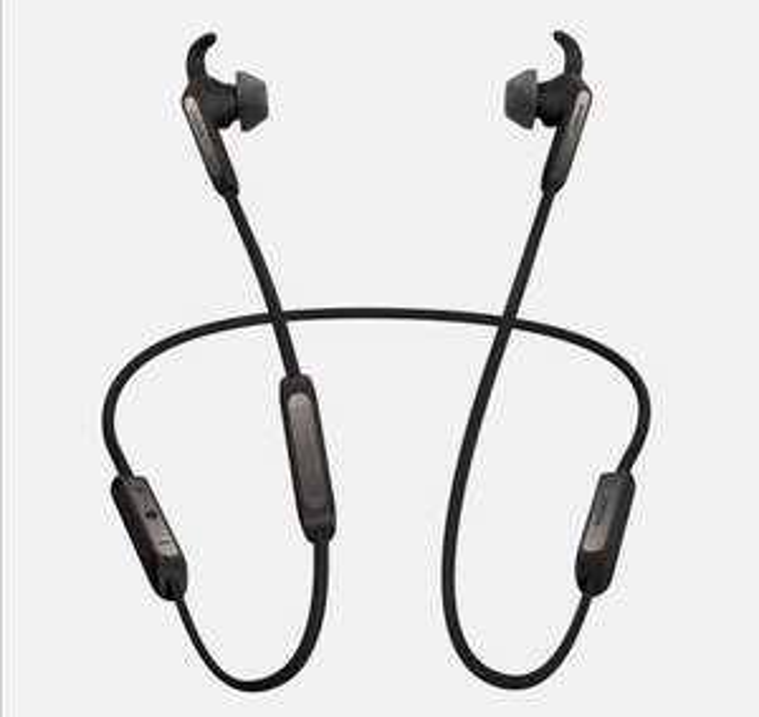 Jabra Elite 45e Bluetooth Wireless Headset, 8h Battery, Voice Command, 3 Colours - £29.69 With Code @ Jabra / Ebay