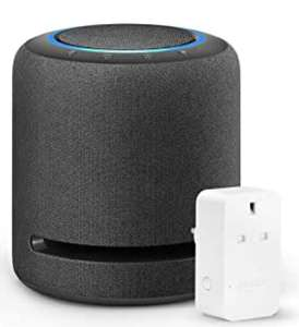 Amazon Echo Studio + Amazon Smart Plug, Works with Alexa - £174.98 @ Amazon