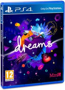 Dreams (PS4) for £19.99 delivered @ boss_deals / eBay