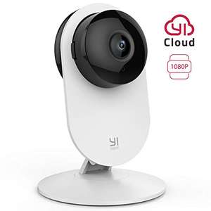 YI Smart Security Camera, 1080p Wifi Home Indoor Camera sold by SeeeverythingUK Fulfilled by Amazon £21.24