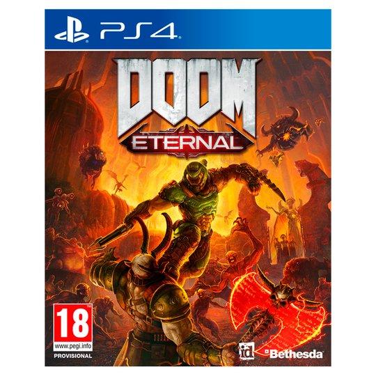 Doom Eternal (PS4 / Xbox One) £25 @ Tesco