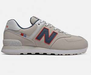 New Balance 574 Trainers Now £36 most sizes from 6.5 up to 12.5 Free delivery @ Zalando