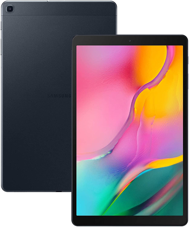 Samsung Galaxy Tab A 10.1-Inch 32 GB Wi-Fi - Black (UK Version) at Amazon for £145.19
