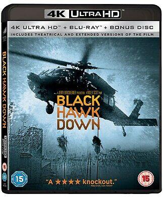 Black Hawk Down (4K Ultra HD + Blu-ray), £9.99 at Zoom/ebay