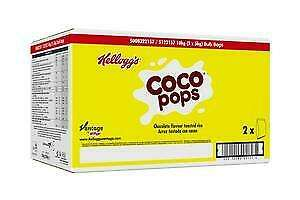 Kellogg's Coco Pops Cereal 10KG BBE 20/8/20 £19.99 @ ebay / clearancexl