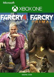 [Xbox One] Far Cry 4 & Far Cry Primal Bundle (Digital) - £12.99 @ CDKeys