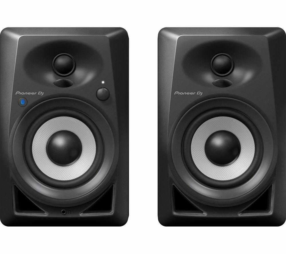 PIONEER DJDM-40BT 2.0 Bluetooth DJ Monitor Speakers - Black £129 free c+c @ Currys / PCWorld