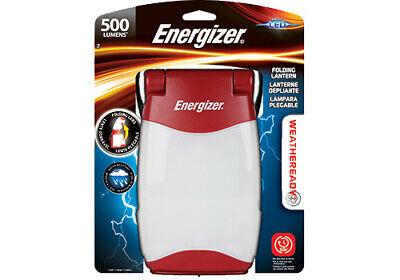 Energizer Weatheready Emergency Folding Lantern 500 Lumens, 50 Hour - £3.84 @ barnardos_charity / ebay